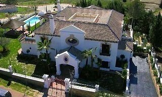 Exclusive villa for sale in Sotogrande Alto 2