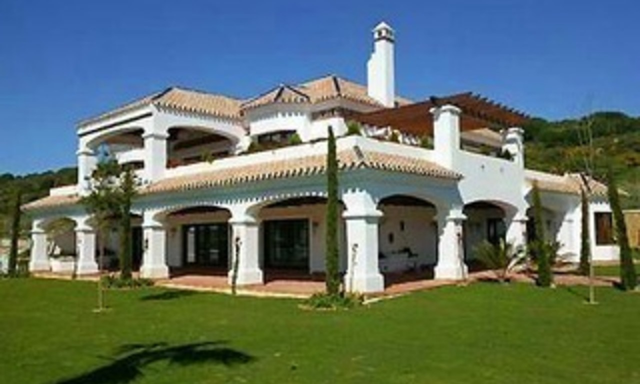 Exclusive villa for sale in Sotogrande Alto 1