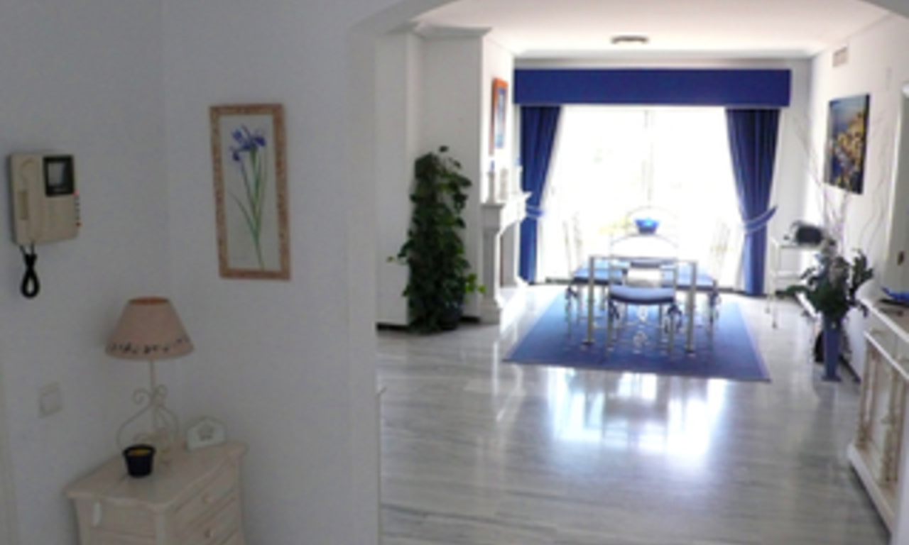 Beachside Penthouse apartment for sale in Puerto Banus, Marbella 3