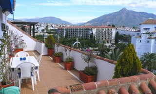 Beachside Penthouse apartment for sale in Puerto Banus, Marbella 2