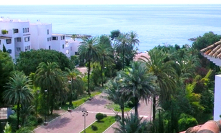 Beachside Penthouse apartment for sale in Puerto Banus, Marbella 0