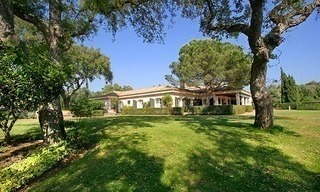 Property to buy: Villa mansion for sale Frontline golf Valderrama, Sotogrande 0