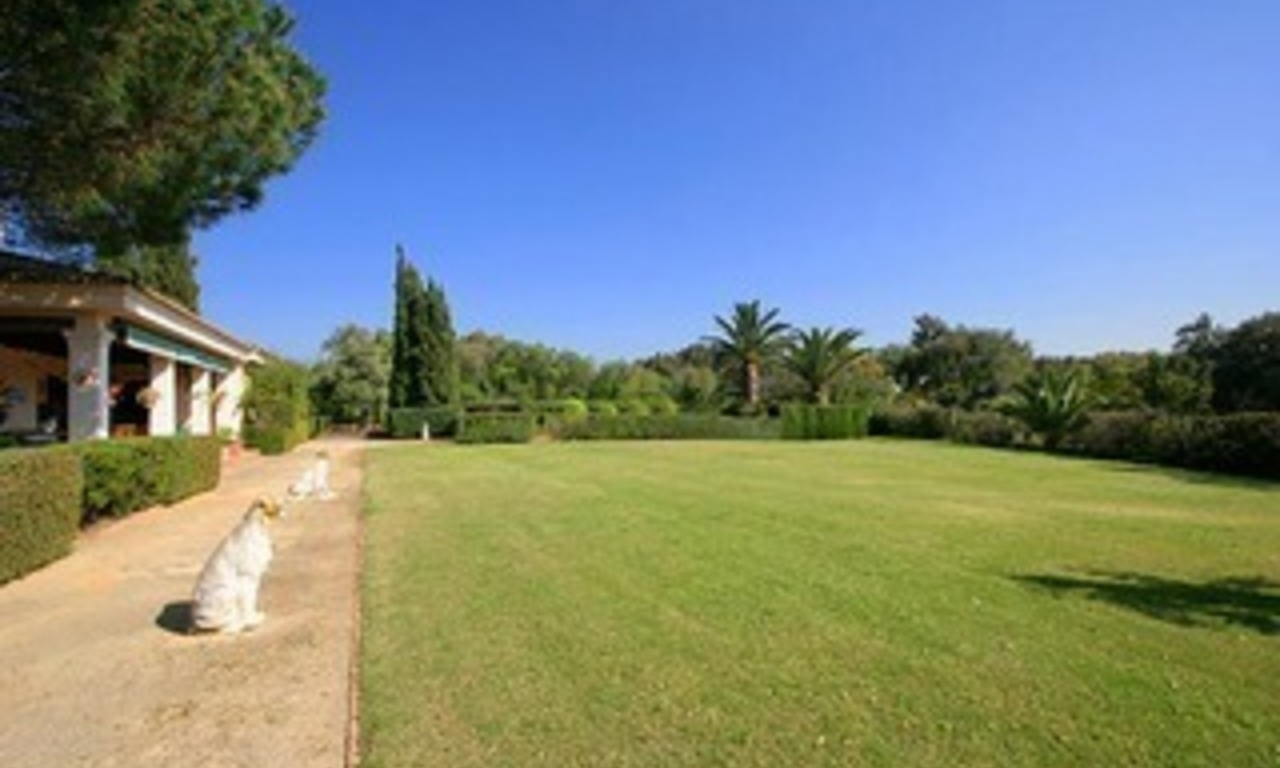 Property to buy: Villa mansion for sale Frontline golf Valderrama, Sotogrande 5