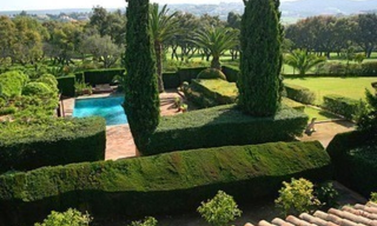 Property to buy: Villa mansion for sale Frontline golf Valderrama, Sotogrande 7