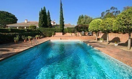 Property to buy: Villa mansion for sale Frontline golf Valderrama, Sotogrande 9
