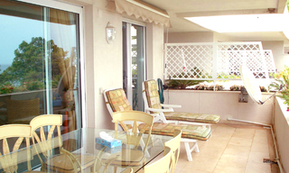 Frontline beach apartment to buy, Sea and beachfront complex, first line beach, New Golden Mile, Marbella - Estepona. 2