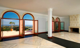 Villa Estate for sale on gated golfcourse, Marbella - Benahavis 10