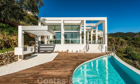 For Sale: Contemporary Villa at a gated Country Club in Marbella - Benahavis. Back on the market and reduced in price. 25951