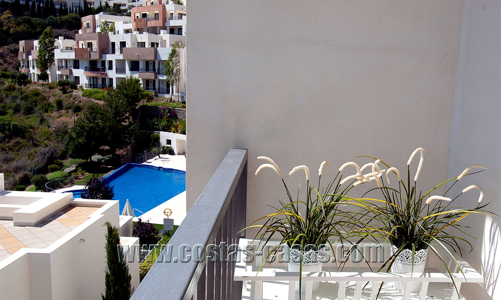 For Sale: Modern Luxury Apartment in Marbella with spectacular sea view 27366