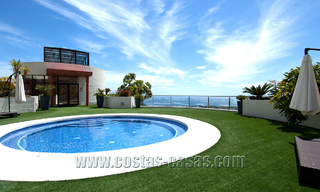 For Sale: Modern Luxury Apartment in Marbella with spectacular sea view 27388