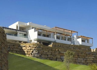 Front line golf luxury apartments for sale - Marbella / Benahavis - Costa del Sol 11