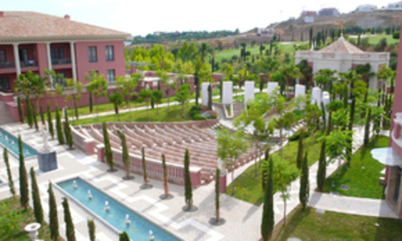 Front line golf luxury apartments for sale - Marbella / Benahavis - Costa del Sol 20