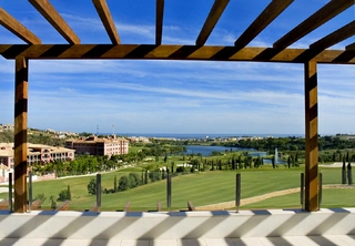 Front line golf luxury apartments for sale - Marbella / Benahavis - Costa del Sol 12