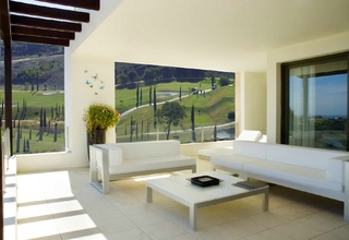 Front line golf luxury apartments for sale - Marbella / Benahavis - Costa del Sol 13
