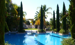 Front line golf luxury apartments for sale - Marbella / Benahavis - Costa del Sol 19