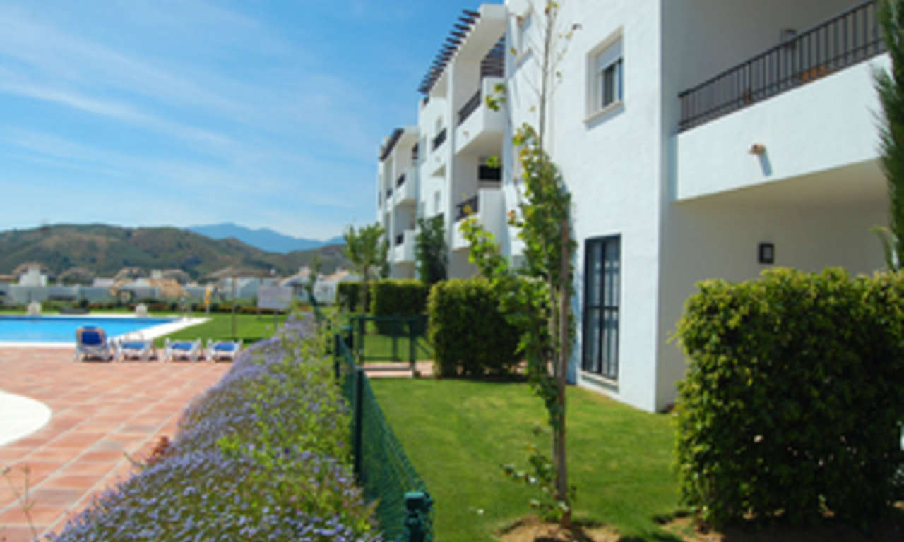 Bargain New Golf apartments for sale, Golfcourse, Marbella - Benahavis area 0