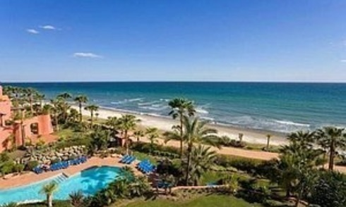 Frontline beach Penthouse apartment for sale, New Golden Mile, Marbella - Estepona