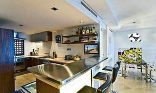 Frontline beach Penthouse apartment for sale, New Golden Mile, Marbella - Estepona 10