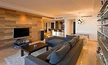 Frontline beach Penthouse apartment for sale, New Golden Mile, Marbella - Estepona 11