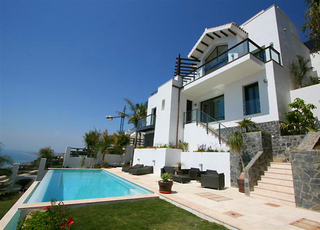 New modern luxury villa for sale, Benalmadena, Costa del Sol