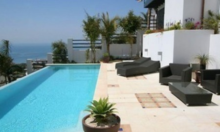 New modern luxury villa for sale, Benalmadena, Costa del Sol 7
