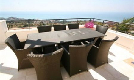 New modern luxury villa for sale, Benalmadena, Costa del Sol 9