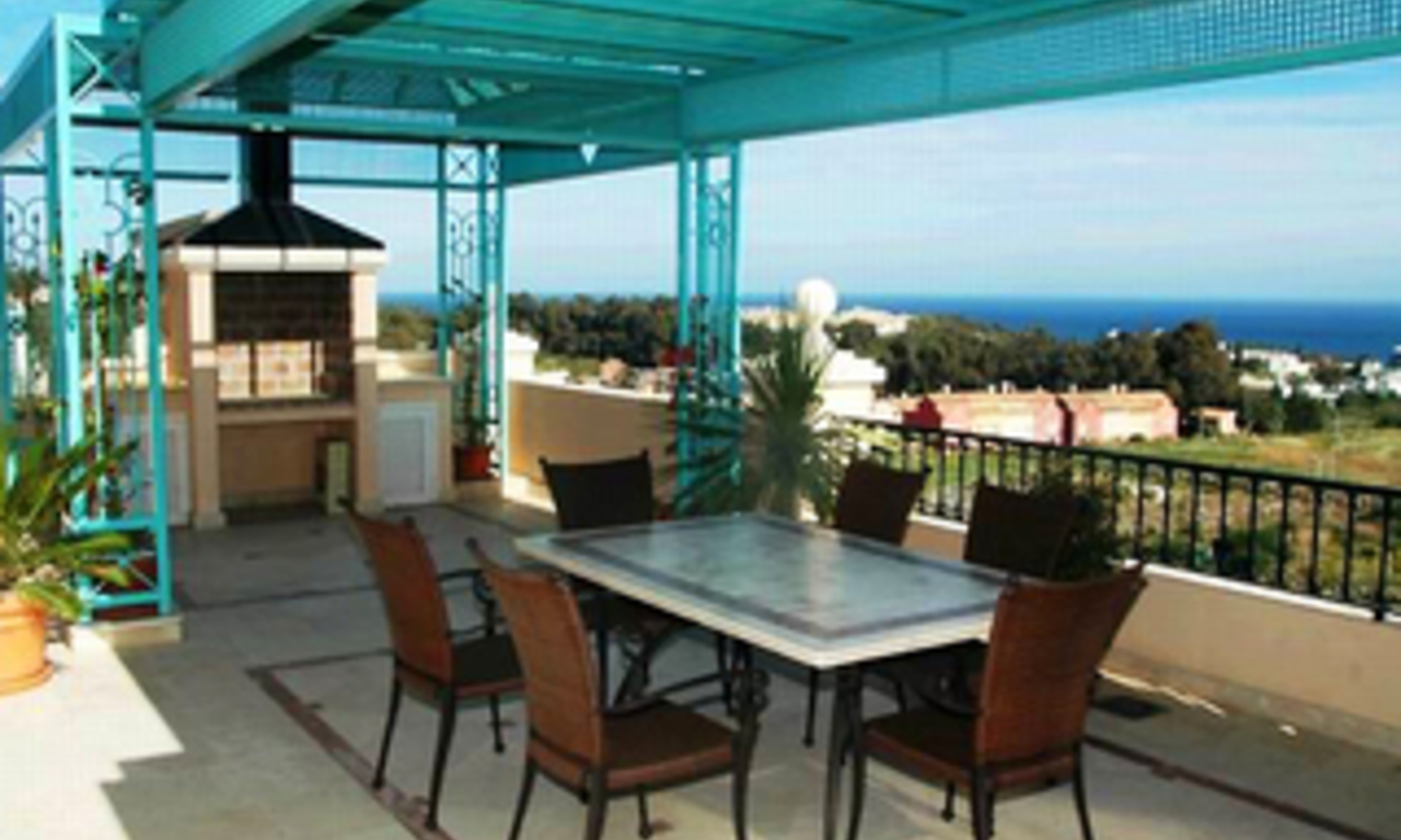 Luxury penthouse apartment for sale, Golden Mile, Marbella 5
