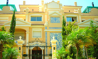 Luxury penthouse apartment for sale, Golden Mile, Marbella 4