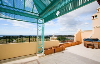 Luxury penthouse apartment for sale, Golden Mile, Marbella 9