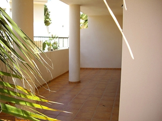 Beachside house for sale in beachfront complex at Marbella east 13