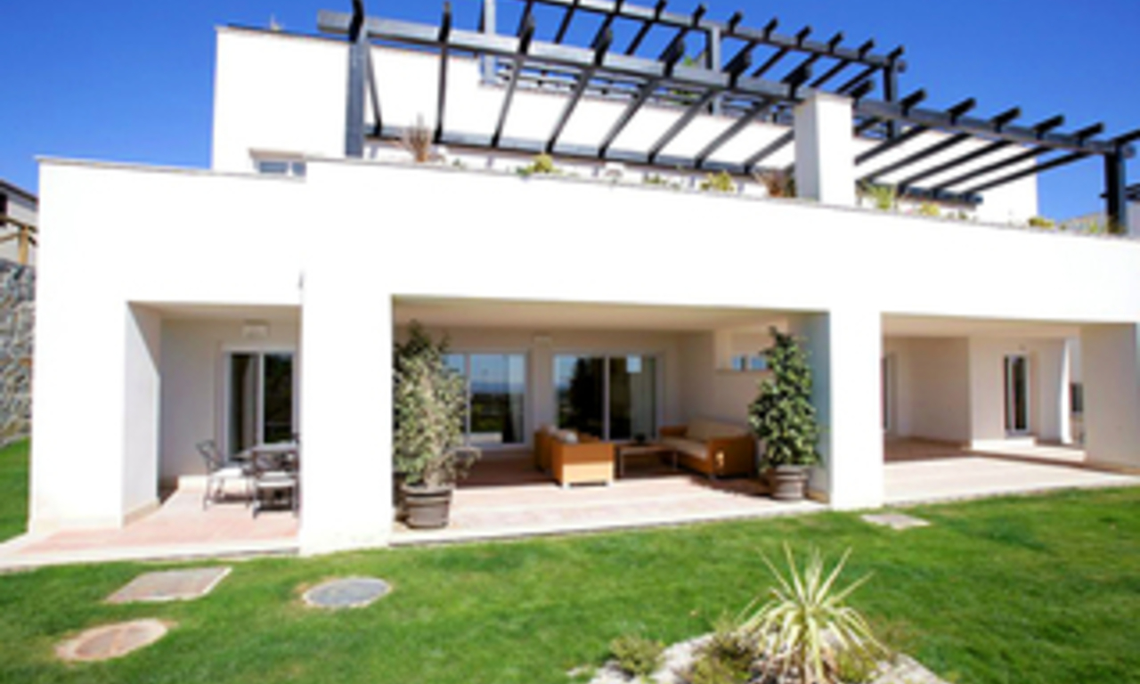 Luxury apartments for sale at Golf resort, Marbella east 0