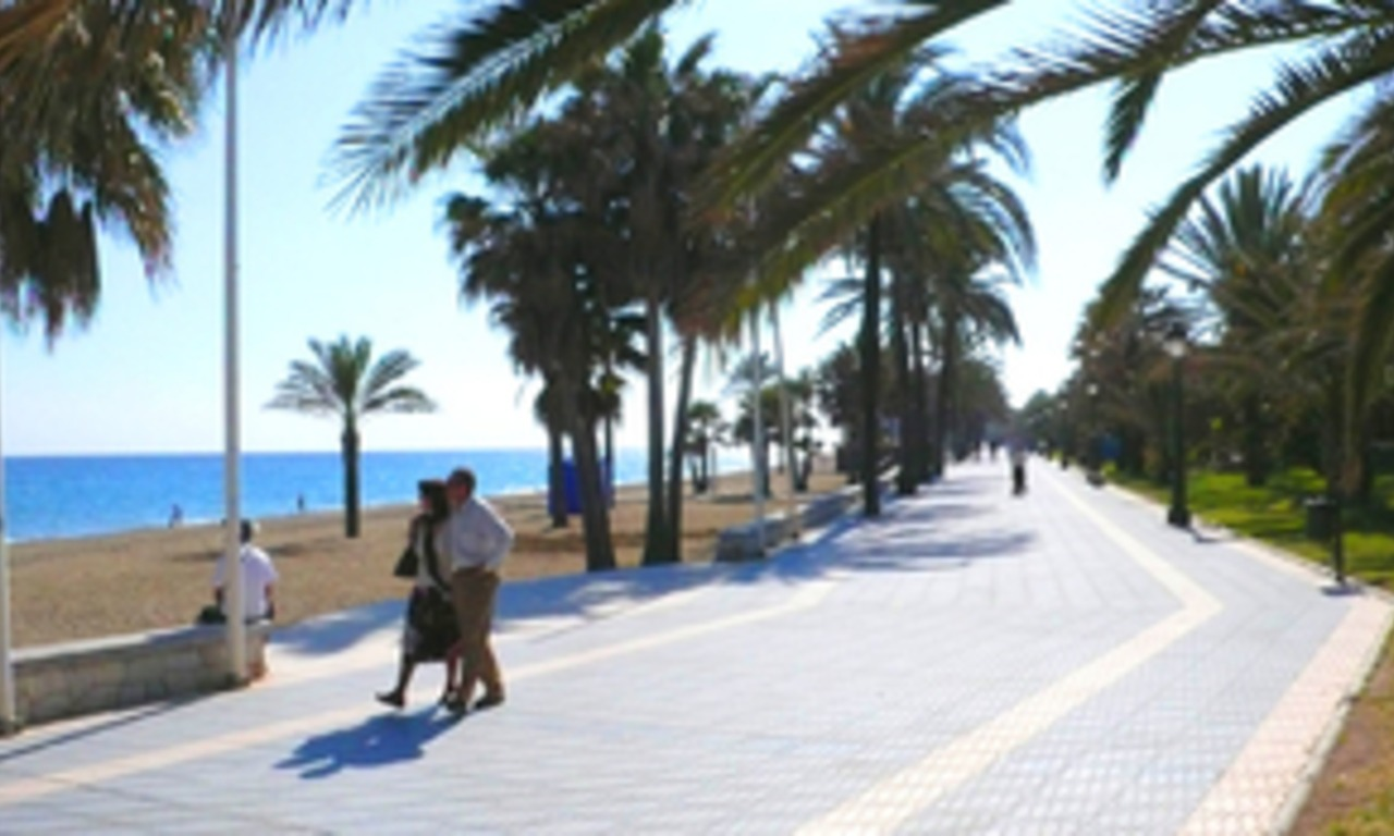 Apartment for sale, Beachfront - frontline beach boulevard complex, San Pedro - Marbella 1