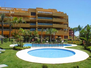 Pre Bank reposession property, beachside Penthouse apartment for sale, Marbella - Estepona, Costa del Sol 2