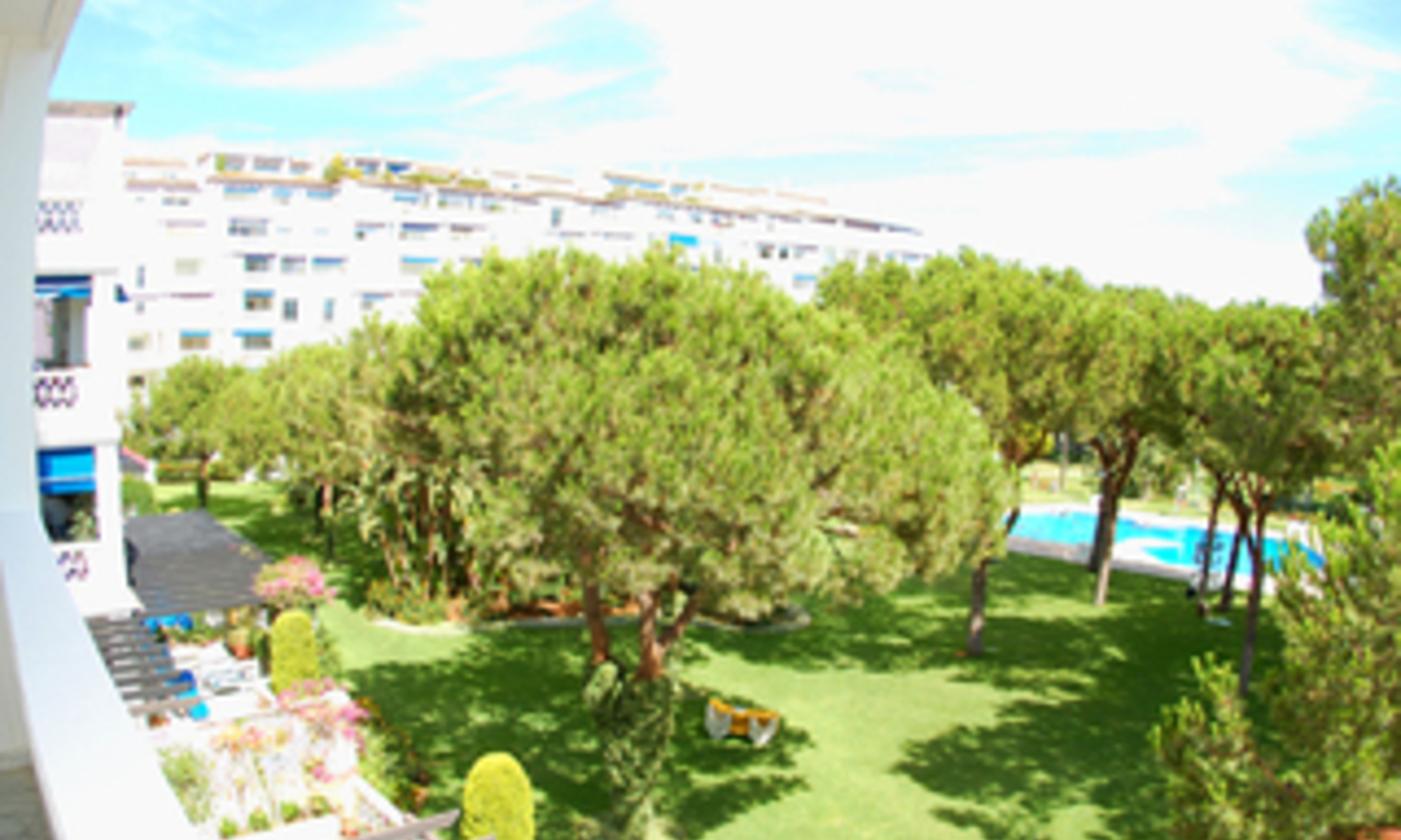 Double apartment for sale in Playas del Duque – Beachfront Puerto Banus - Marbella 0