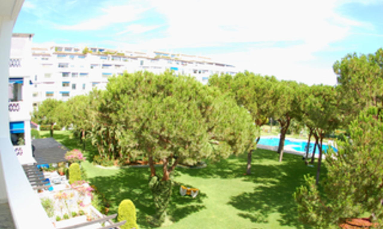 Double apartment for sale in Playas del Duque – Beachfront Puerto Banus - Marbella 1