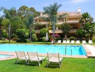 Frontline golf Luxury apartments and penthouses for sale in Nueva Andalucia – Marbella 0