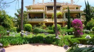 Frontline golf Luxury apartments and penthouses for sale in Nueva Andalucia – Marbella 3