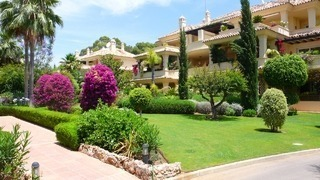 Frontline golf Luxury apartments and penthouses for sale in Nueva Andalucia – Marbella 4