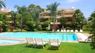 Frontline golf Luxury apartments and penthouses for sale in Nueva Andalucia – Marbella 1