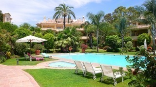 Frontline golf Luxury apartments and penthouses for sale in Nueva Andalucia – Marbella 2