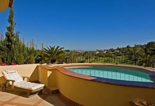 Frontline golf Luxury apartments and penthouses for sale in Nueva Andalucia – Marbella 15