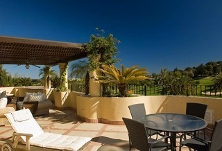 Frontline golf Luxury apartments and penthouses for sale in Nueva Andalucia – Marbella 17