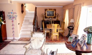 Penthouse apartment with private pool for sale, Golden Mile, Marbella 8