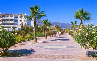 Beachfront luxury apartment for sale in Los Granados, Puerto Banus - Marbella 7