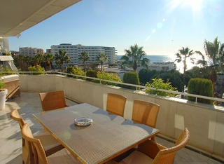 Luxury apartment for sale in Marbella centre 1