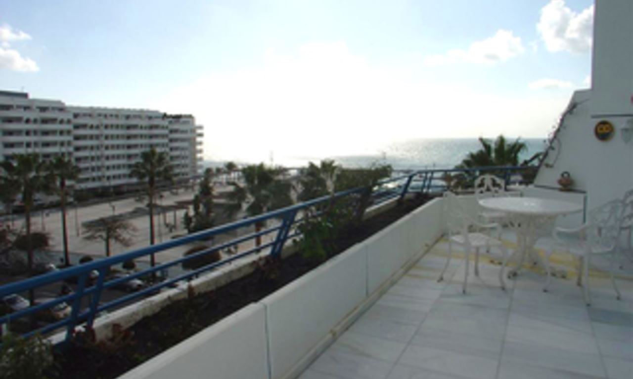 Luxury Penthouse apartment for sale in Marbella centre 2