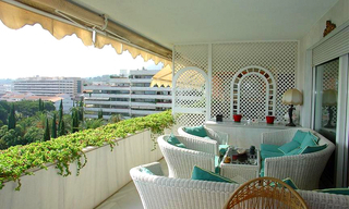 Luxury apartment for sale second line beach, Marbella centre 3