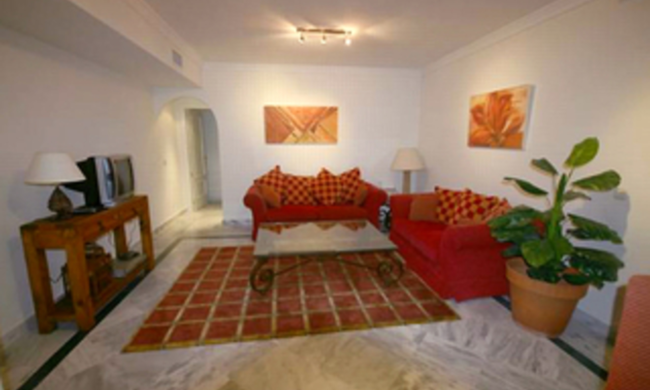 Apartment for sale walking distance from Puerto Banus, Nueva Andalucia, Marbella 7