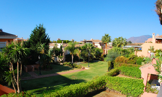 Beachside apartment for sale, close to the beach, between Marbella and Estepona centre, Costa del Sol 1