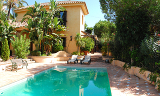 Bargain Beachside Villa for Sale in Marbella East 0